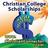 images of Christian College Scholarships