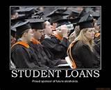 photos of Graduate Student Loans