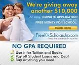 pictures of College Scholarships Grants