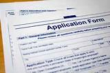 images of Student Loan Applications